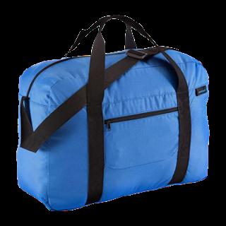 Prueba la maleta plegable Newfeel Duffle de Decathlon