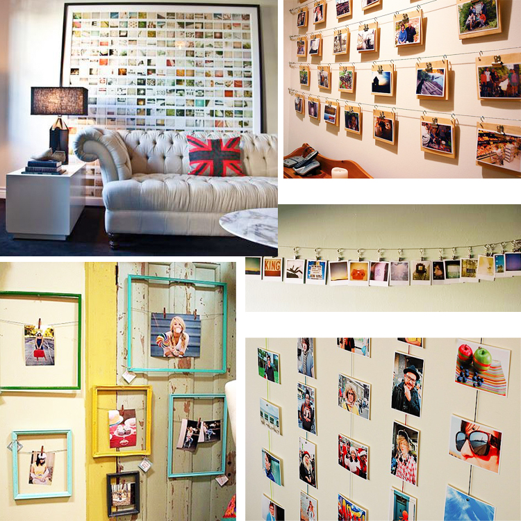 Cool ways to Display your FREE Photo Prints  Try