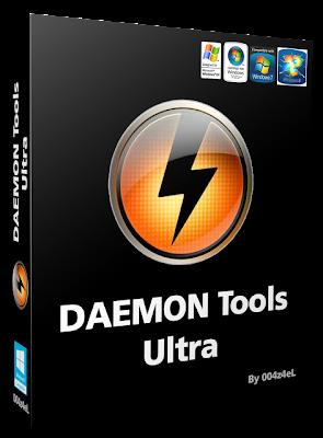 Resultado de imagen para daemon tools ultra