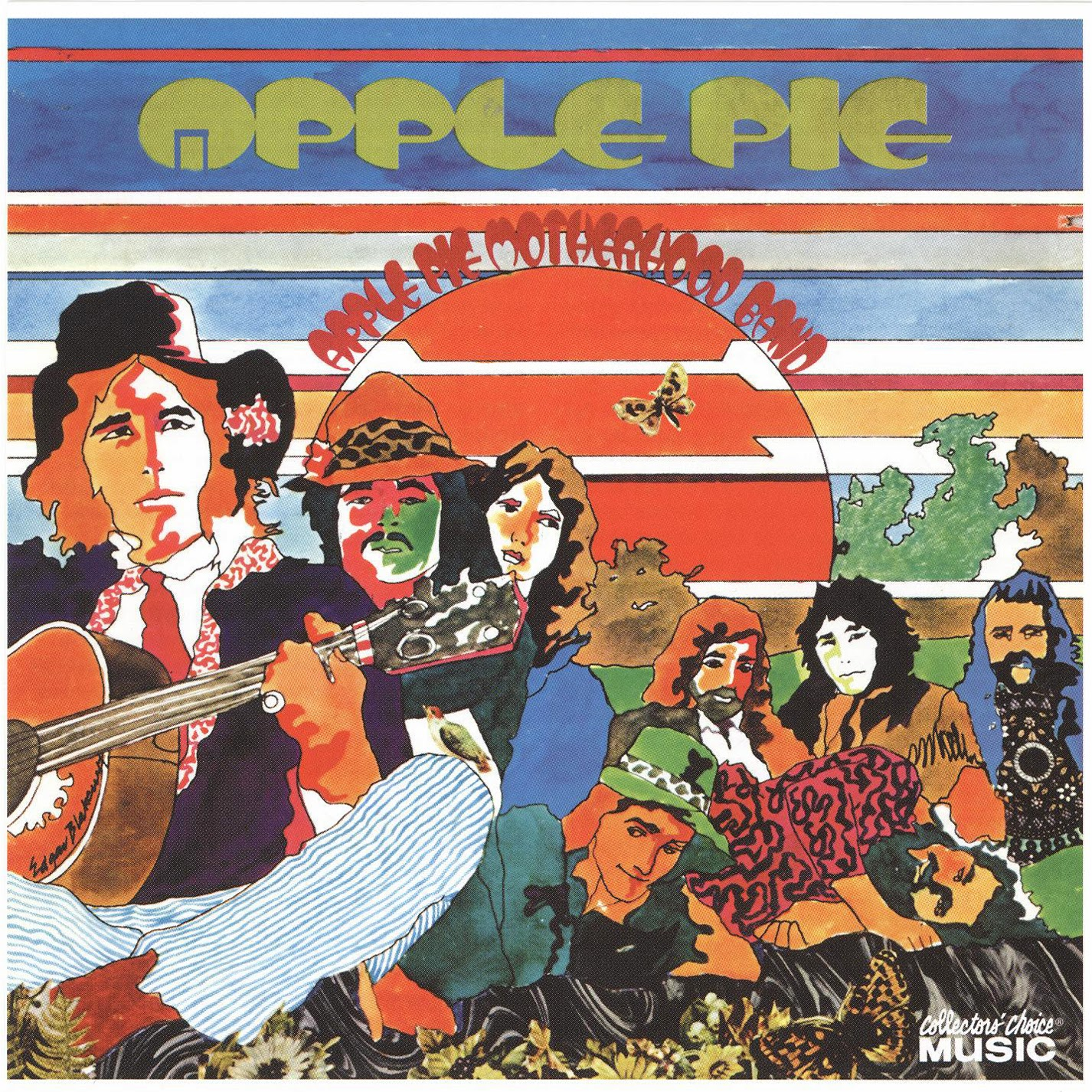 Apple Pie Motherhood Band - Apple Pie LP 1969