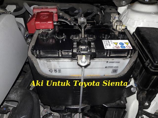 Harga Aki Untuk Mobil Toyota Sienta Sekaligus Pengalaman Mengganti Oli Mesin dan Filternya