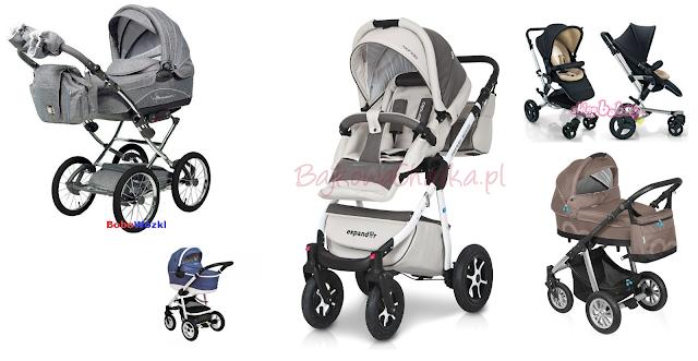 Wybór wózka dziecięcego