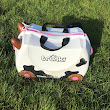Mummies Waiting: Trunki: Frieda the Cow Review (after extended use)