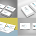 Free Business Card Mock-up Download