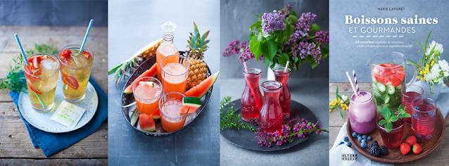 Limonade eau de coco & cranberry