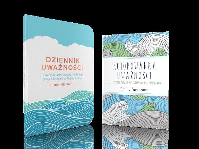 """Już dzisiaj w księgarniach """"Dziennik uważności"""", czyli idea mindfulness na co dzień"""