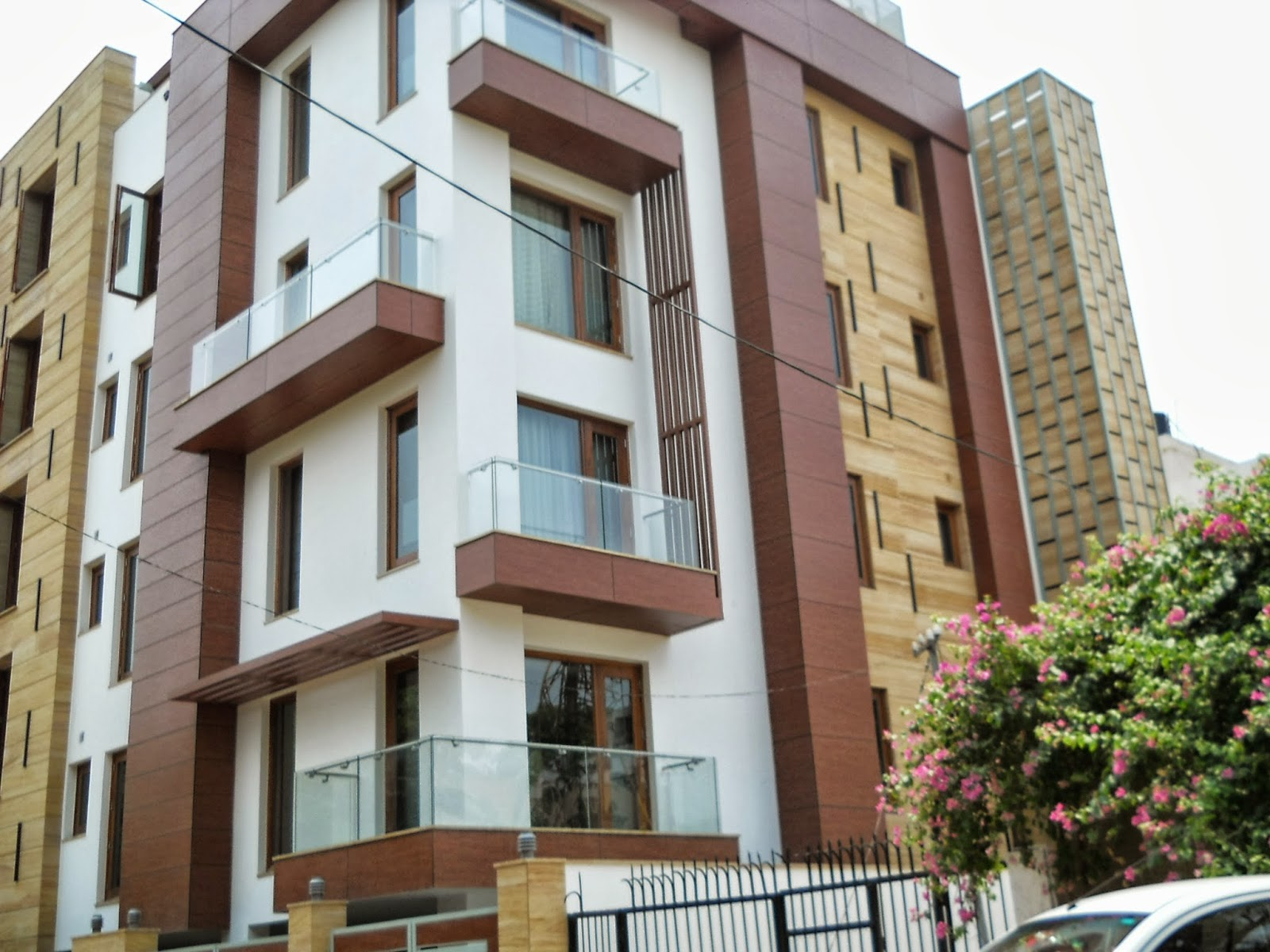 ARK HPL Exterior Cladding : hpl cladding in Delhi, hpl exterior