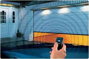 Comment puis-porte de garage Télécommandes travail?