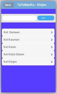 Contoh Presentasi dan Mockup Mobile Programming