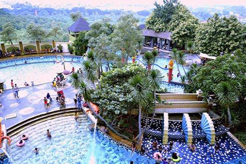 Marcopolo Water Park Tangerang Banten
