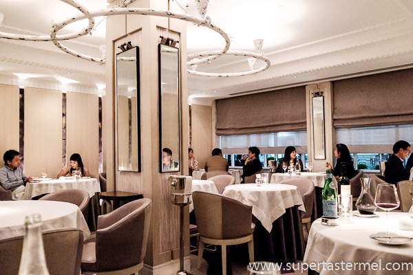 London Restaurant Gordon Ramsay My 3
