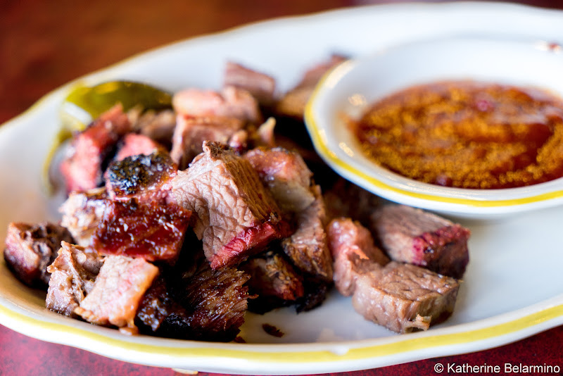 Cattleman's Steakhouse BBQ-Beef-Cubes Guide to Restaurants in El Paso Texas