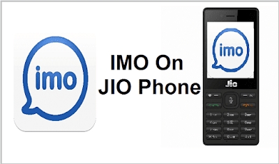 IMO for Jio Phone
