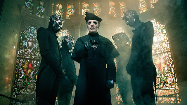 Video: Ghost - Dance Macabre