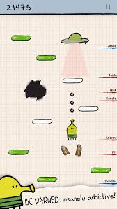 لعبة dodle jump - العاب ماهر
