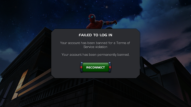 MCOC : On Cheating and Player Conduct (mcoc mods , exploits