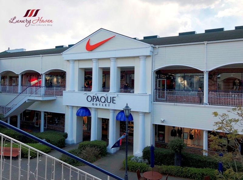 japan nike premium outlet shopping rinku town