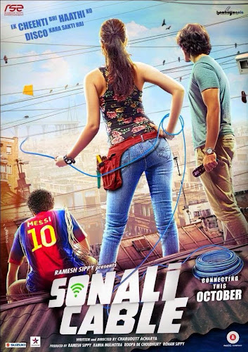 Sonali Cable (2014) Movie Poster