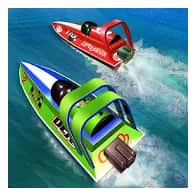لعبة Speed Boat Racing