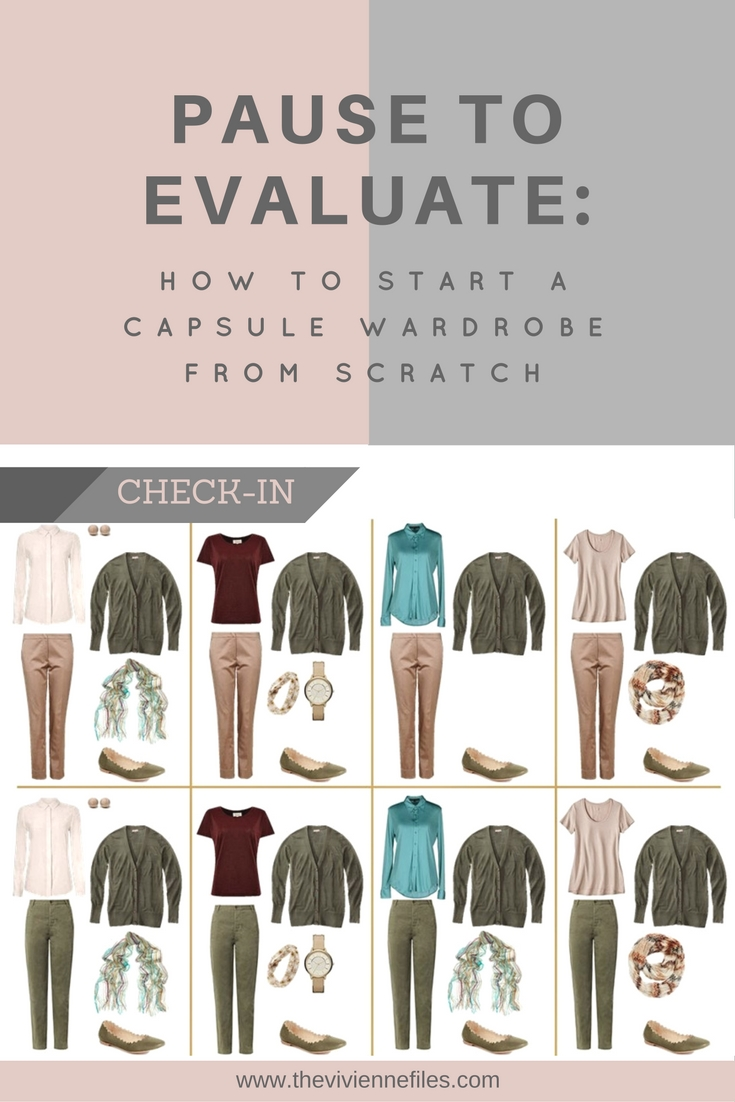 Capsule Wardrobe: How To Build A Capsule Wardrobe From Scratch: A Brief
