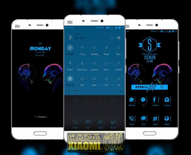 Xiaomi Theme Generasi Biroe Mtz Update Tema Keren Untuk Smartphone MIUI