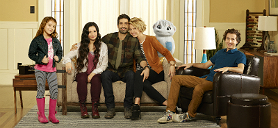 "Review of ABC's ""Imaginary Mary."""