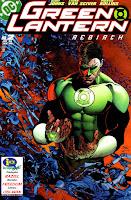 Lanterna Verde - Renascimento #2