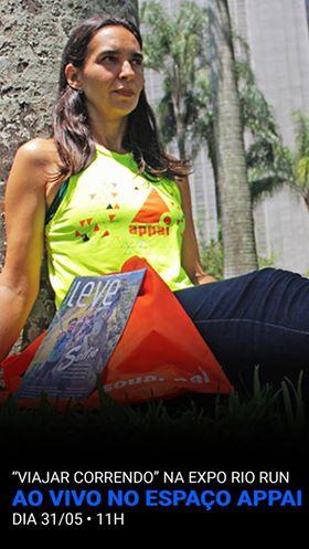 Expo Rio Run Palestras