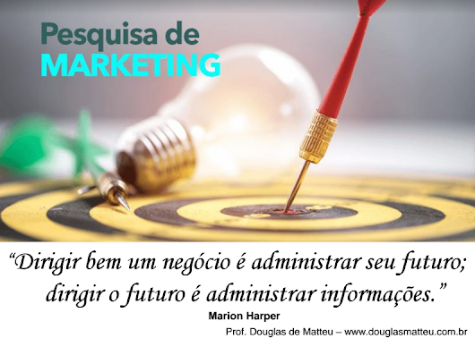 Pesquisa de Marketing - Aula de Marketing