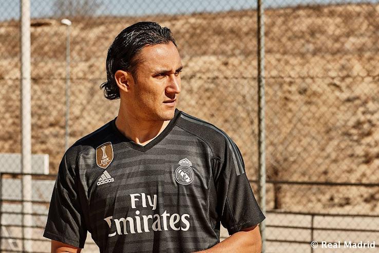 Real Madrid 18-19 Goalkeeper Home   Away Kits Released - Footy Headlines cef013667