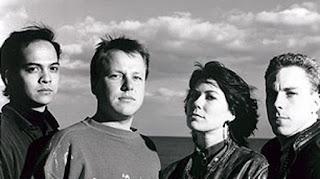 Fotografía de los Pixies a finales de los 80