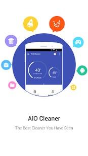 AIO Clean - Cache/RAM Cleaner