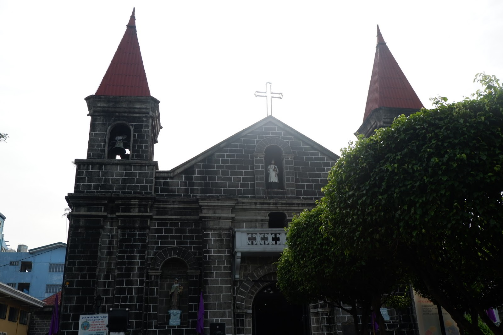church in Mandaluyong is San Felipe Church