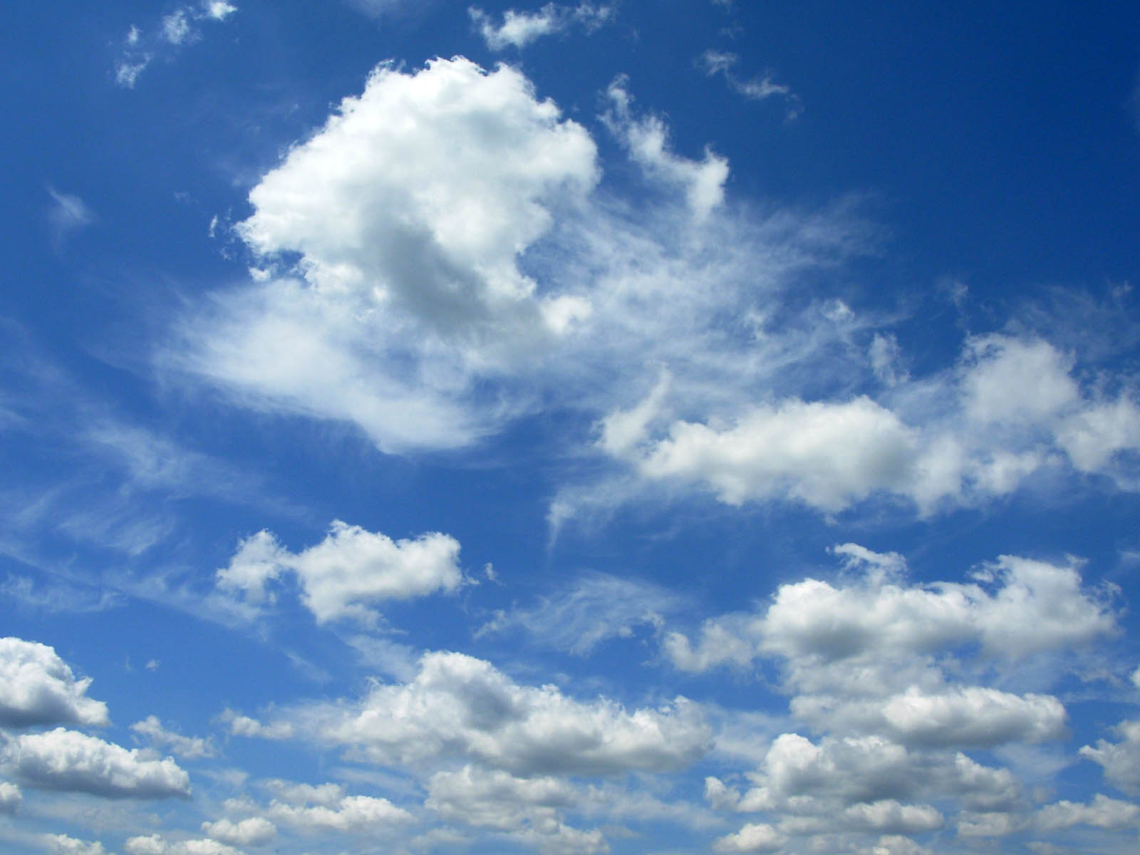 Photoshop Blue Sky Download Wallpaper Langit 3D