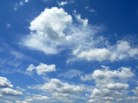 Foto Foto Langit Yang Indah Di Siang Hari Wallpaper