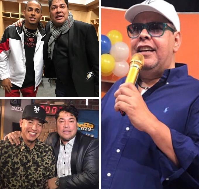 """Ozuna y Daddy Yankee revelan a El Pachá que quieren grabar con """"El Mayimbe"""""""