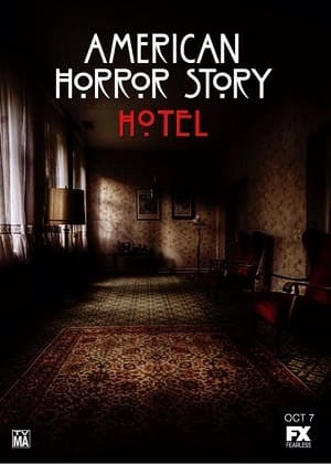 American Horror Story - 5ª Temporada (Hotel) Séries Torrent Download capa