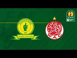 مباشر مشاهدة مباراة الوداد الرياضي وماميلودي صن داونز بث مباشر 5-5-2018 دوري ابطال افريقيا يوتيوب بدون تقطيع