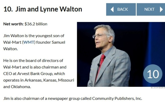 JIM and Lynne Walton