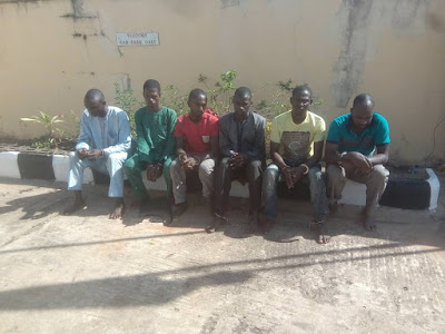 DSS Capture Men Who Killed Kaduna Monarch After Collecting Millions In Ransom