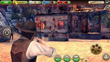 Game Perang Six-Guns: Gang Showdown