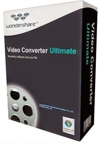 Wondershare Video Converter Ultimate 8.1.0.1 + Key