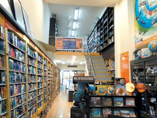 Travel Bookstore Athens