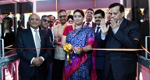 6th India International Silk Fair Inaugurated in New Delhi