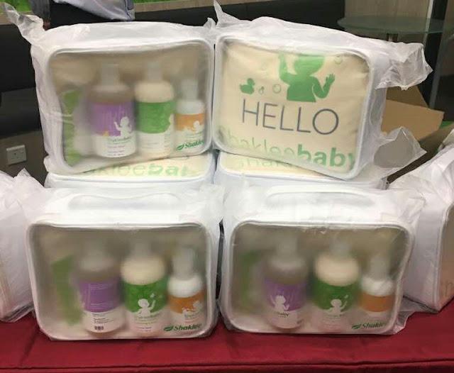 produk bayi bebas bahan kimia paraben