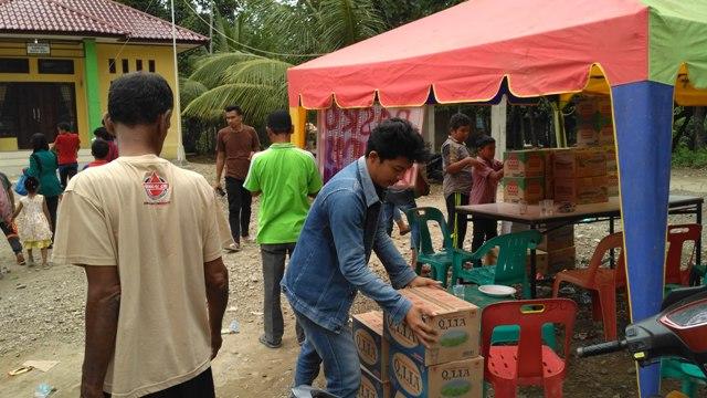 FP2M Kuta Pase kunjungi korban gempa di Pidie Jaya