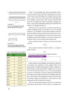 10. Sınıf Fizik Ders Kitabı Cevapları Berkay Yayınları Sayfa 20