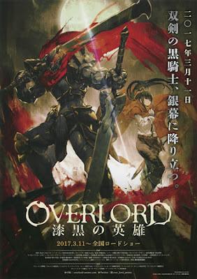 Overlord Movie 2: Shikkoku no Eiyuu (Lạc Vào Thế Giới Game) Vietsub (2017)