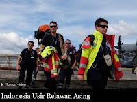 El Mundo Ungkap Pengusiran Relawan Asing di Palu Terkait Pilpres