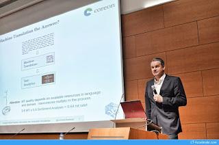 Jochen Hummel at LT Innovate
